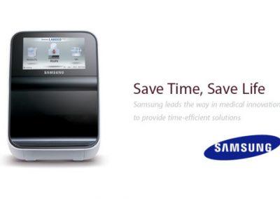 Samsung LABGEO PT10 analyzer