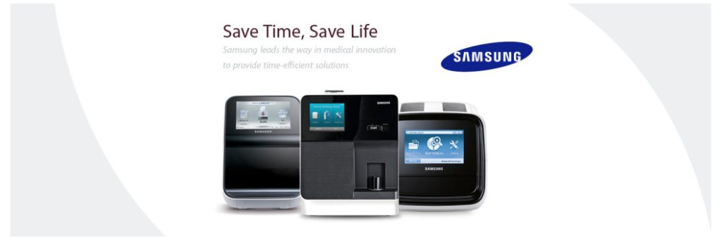 Samsung LABGEO Point-of-Care solutions